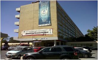 School of Chemistry, UNAM - Main building