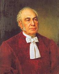 Portrait of Eduard von Simson