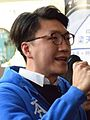 Edward Leung in 2016 by-election.jpg