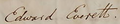 Edward everett signature.png