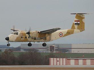 De Havilland Canada DHC-5 Buffalo - An Egyptian Air Force DHC-5D