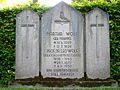 Ehrengrab Martha und Prof. Dr. Leo Wolf, Stadtfriedhof Ricklingen, Hannover.jpg