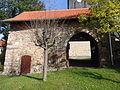 Eingangstor zum Kirchhof von St. Otmar, Dosdorf 1.JPG