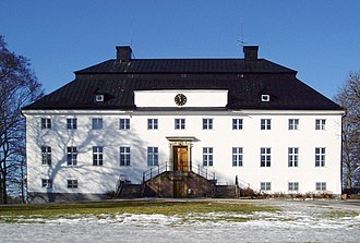 Arvid Horn - Ekebyholm Manor  (Ekebyholms slott)
