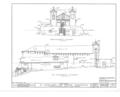 El Santuario del Senor Esquipula, Chimayo, Rio Arriba County, NM HABS NM,25-CHIM,1- (sheet 7 of 32).png