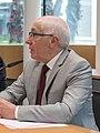 El lehendakari se reúne con el presidente de la comunidad de aglomeración del País Vasco, Jean-René Etchegaray.jpg