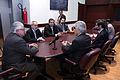 El presidente de la Asamblea Nacional, Fernando Cordero Cueva, recibió la visita de Diego García Sayán, Leonardo Franco y Pablo Saavedra, presidente, vicepresidente y secretario de la Corte (5188018116).jpg