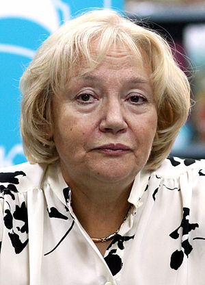 Elena Sanayeva - Image: Elena Sanaeva 1