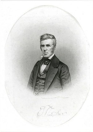 Sweet Briar College - Elijah Fletcher (1789–1858), father of Indiana Fletcher Williams