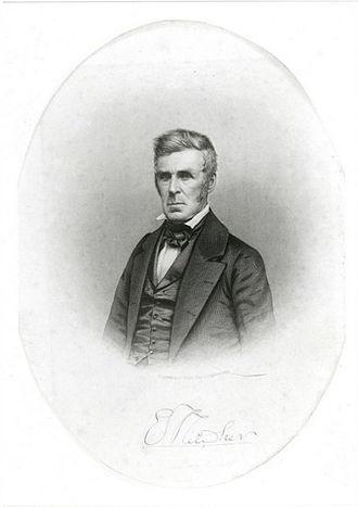Sweet Briar College - Elijah Fletcher (1789–1858), father of Indiana Fletcher Williams