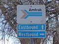 Elko Station directional sign.JPG