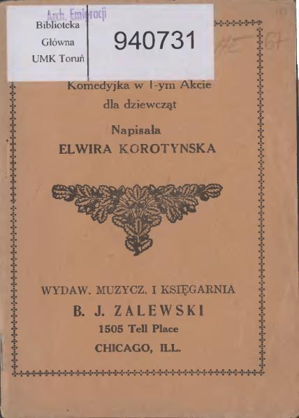 File:Elwira Korotyńska - Złota Marysia.djvu