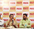 Eminent journalists discussed the .political situation in Maharashtra.jpg