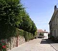 Enceinte Sud, Chateau de Brillac.jpg