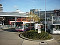 Entering Norwich bus station - geograph.org.uk - 2680899.jpg