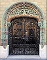 Entrée dun immeuble art nouveau (Paris) (4807519051).jpg