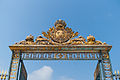 Entrance of the Palace, Versailles August 2013.jpg