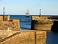 Entrance to Charlestown Harbour - geograph.org.uk - 216993.jpg