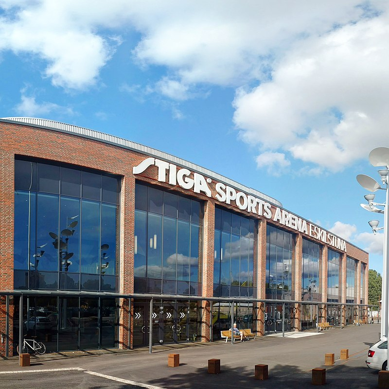 Stiga Sports Arena Eskilstuna