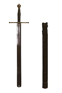 Executioners sword