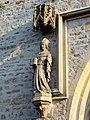 Erfurt Augustinerkirche Skulptur Augustin.jpg