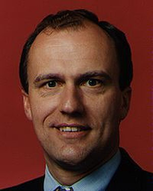 Eric Abetz - Abetz earlier in his political career.