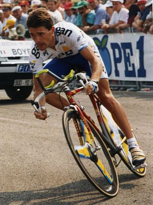 Éric Boyer - Boyer at the 1993 Tour de France