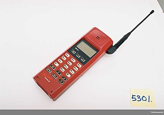 Ericsson Mobile Communications - Ericsson Hotline NH51 NMT mobile phone