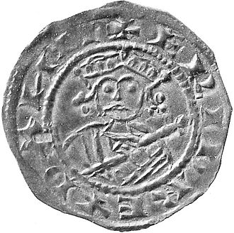 Eric I of Denmark - Coin of Eric the Good