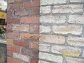 Eroded bricks on Front Street, Toronto - panoramio (4).jpg