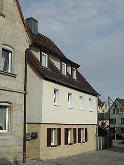 Marktplatz in Eckental