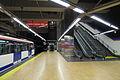 Estación de La Elipa, andén.JPG