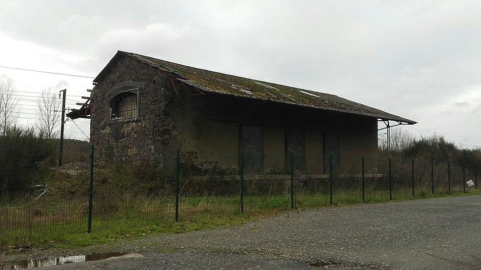 Estación de Vilacide