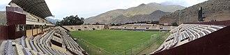 Estadio Heraclio Tapia - Image: Estadio Heraclio Tapia (17241063925)