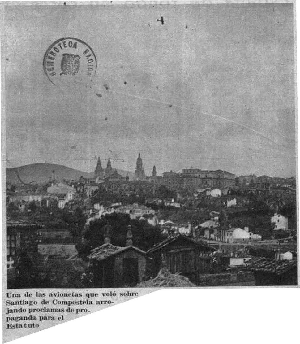 EstatutoGaliza1936-Avioneta