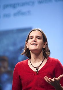 Esther Duflo - Pop!Tech 2009 - 001.jpg