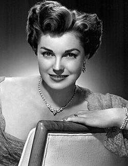 Esther Jane Williams vuonna 1950