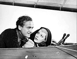 Eternally Yours (film) - David Niven and Loretta Young