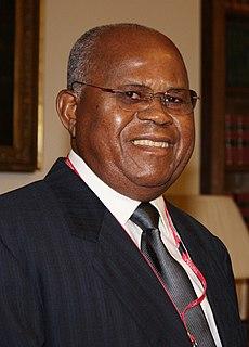 Étienne Tshisekedi Democratic Republic of Congo Prime Minister