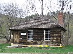 The Eureka Schoolhouse (1790), Vermont's oldest one-room school