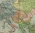 Западная и центральная европа