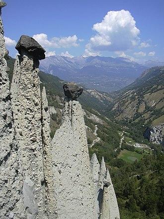 Val d'Hérens - Pyramids of Euseigne