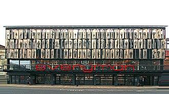 Everyman Theatre, Liverpool - Everyman Facade