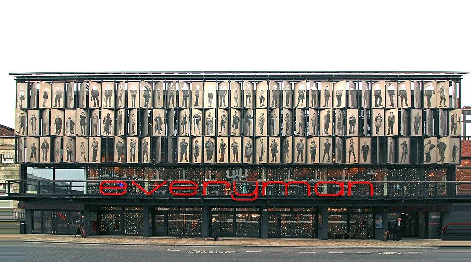 Everyman Theatre, Liverpool 2018