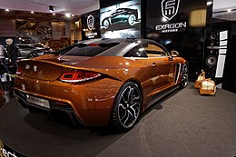 Exagon - Furtive eGT - Mondial de l'Automobile de Paris 2012 - 003.jpg