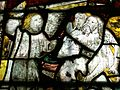 Explusion from Eden, stained glass, Great Malvern.JPG