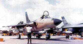 Robert Michael White - F-105D at Takhli RTAFB