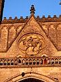 F02 Laon Eglise-abbatiale-Saint martin Facade detail saint-MartinP1390957.JPG