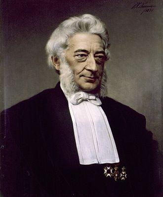 Friedrich Anton Wilhelm Miquel - Image: FAW Miquel