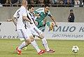 FC Ludogorets vs FC Partizan Belgrade, 31-7-2013.jpg